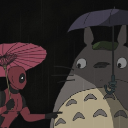 Deadpool - Studio Ghibli