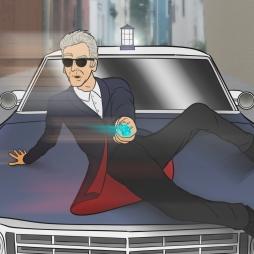 Doctor Who - Cop Drama