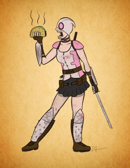 Medieval Gwenpool